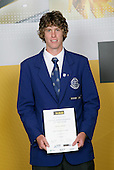 Tennis Boys Winner - Marcus Daniels. ASB College Sport Young Sportsperson of the Year Awards 2006, held at Eden Park on Thursday 16th of November 2006.<br />