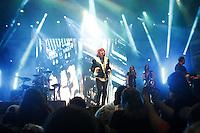 SAO PAULO, SP, 25 DE JANEIRO 2013 - SHOW 459 ANOS DE SÃO PAULO - ANHANGABAÚ - São Paulo completa 459 anos nessa sexta,25 e conta com o Show de Rita Lee. (FOTO: PADUARDO / BRAZIL PHOTO PRESS).