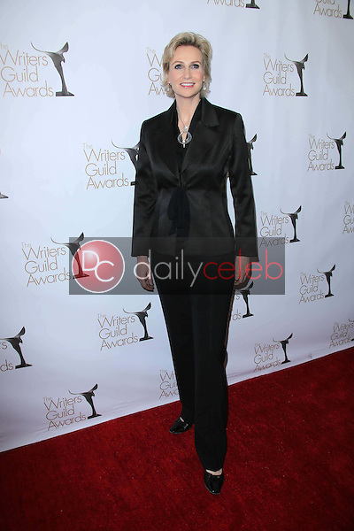 Jane Lynch<br /> at the 2013 Writers Guild Awards, JW Marriott, Los Angeles, CA 02-17-13<br /> David Edwards/DailyCeleb.com 818-249-4998