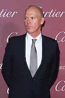 PALM SPRINGS, CA, USA - JANUARY 03: Michael Keaton arrives at the 26th Annual Palm Springs International Film Festival Awards Gala Presented By Cartier held at the Palm Springs Convention Center on January 3, 2015 in Palm Springs, California, United States. (Photo by David Acosta/Celebrity Monitor)