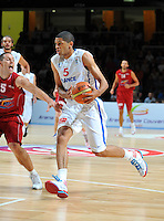 PICTURE BY Dave Winter/SWPIX.COM - Olympics 2012 - Medal hopes for France......Copyright - Simon Wilkinson - 07811267706.....Nicolas BATUM - Basketball.