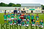 Boys Under 9's enjoying the Na Gael Summer Camp on Tuesday