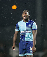 Aaron Pierre of Wycombe Wanderers during the Sky Bet League 2 match between Notts County and Wycombe Wanderers at Meadow Lane, Nottingham, England on 10 December 2016. Photo by Andy Rowland.