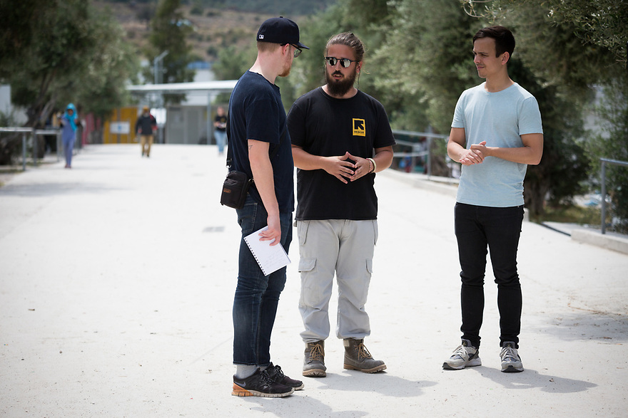 Mitch Moffit and Greg Brown, creators of ASAP Science YouTube Channel visit Kara Tepe Site on the Greek island of Lesvos, where hundreds of refugees are accommodated as they wait to their procedure. Interview subjects include Juan Herrera, IRC's Site Senior Officer.