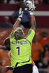 10 November 2007:  Kevin Hartman (1) of the Wizards.  The MLS Houston Dynamo defeated the Kansas City Wizards 2-0 at Robertson Stadium, Houston, Texas to capture the 2007 MLS Western Conference title and to advance to the MLS Cup championship final on Saturday, November 18th.