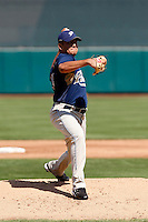 Cesar Ramos - San Diego Padres - 2009 spring training.Photo by:  Bill Mitchell/Four Seam Images