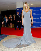 Laverne Cox arrives for the 2015 White House Correspondents Association Annual Dinner at the Washington Hilton Hotel on Saturday, April 25, 2015.<br /> Credit: Ron Sachs / CNP
