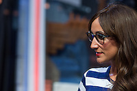 Spanish actress Ana Morgade  during the presentation of the new season of the tv show · El Hormiguero · of Antena 3 channel. September 01, 2016. (ALTERPHOTOS/Rodrigo Jimenez) NORTEPHOTO