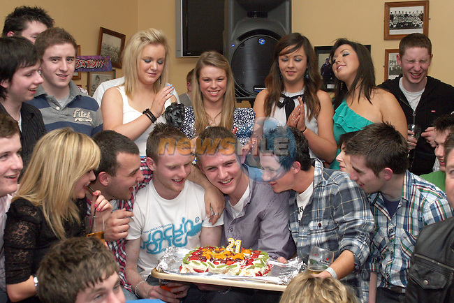 Barry Flanagan 21st O'Raghallaigh's...Photo NEWSFILE/Jenny Matthews.(Photo credit should read Jenny Matthews/NEWSFILE)....This Picture has been sent you under the condtions enclosed by:.Newsfile Ltd..The Studio,.Millmount Abbey,.Drogheda,.Co Meath..Ireland..Tel: +353(0)41-9871240.Fax: +353(0)41-9871260.GSM: +353(0)86-2500958.email: pictures@newsfile.ie.www.newsfile.ie.FTP: 193.120.102.198.