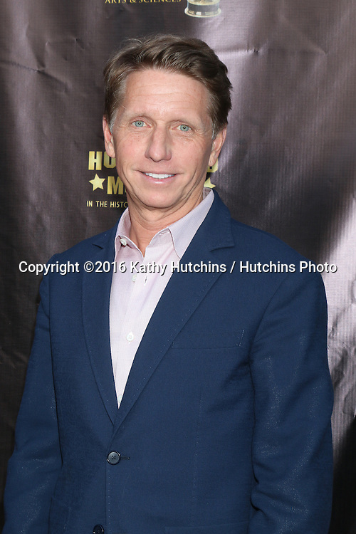LOS ANGELES - APR 27:  Bradley Bell at the 2016 Daytime EMMY Awards Nominees Reception at the Hollywood Museum on April 27, 2016 in Los Angeles, CA
