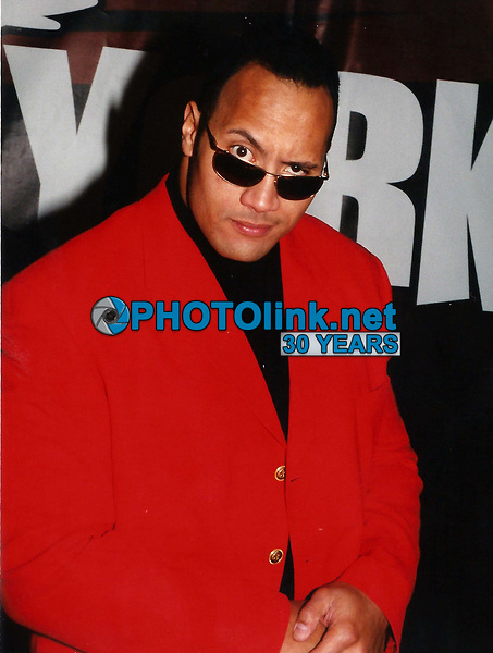 Dwayne Johnson 1884<br /> Photo to By John Barrett-PHOTOlink