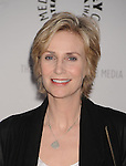 "BEVERLY HILLS, CA. - March 13: Jane Lynch arrives at The PaleyFest 2010 Presents ""Glee"" at the Saban Theatre on March 13, 2010 in Beverly Hills, California."