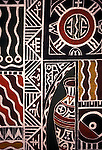 Batik at National Gallery, Harare, Harare Province, Zimbabwe, Africa