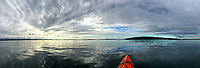 Penobscot Bay and Kayak, Castine, Maine, US