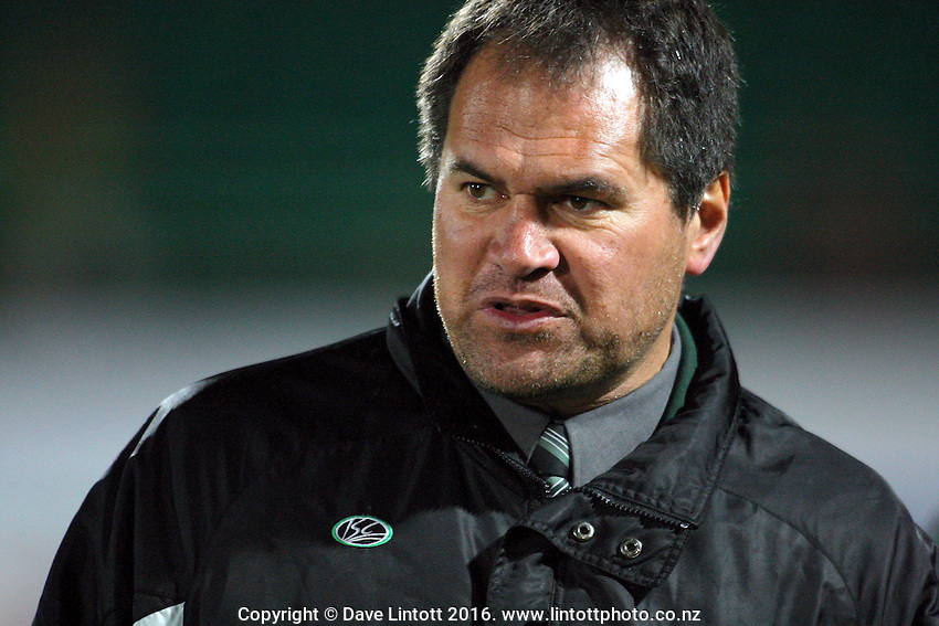 Manawatu coach Dave Rennie. ITM Cup rugby - Manawatu Turbos v Canterbury at FMG Stadium, Palmerston North, New Zealand on Friday, 5 August 2010. Photo: Dave Lintott / lintottphoto.co.nz