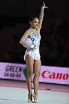 Zhala Piriyeva (AZE), <br /> OCTOBER 4, 2015 - Rhythmic Gymnastics : <br /> AEON CUP 2015 Worldwide R.G. Club Championships <br /> Junior Individual <br /> at Tokyo Metropolitan Gymnasium, Tokyo, Japan. <br /> (Photo by AFLO SPORT)