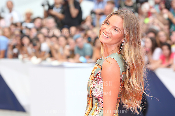 Flammetta Cicogna at the Opening Ceremony, premiere of Everest at the 2015 Venice Film Festival.<br /> September 2, 2015  Venice, Italy<br /> Picture: Kristina Afanasyeva / Featureflash