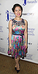 Ruthie Ann Miles attending the The 71st Annual Theatre World Awards  at The Lyric Theatre on June 1, 2015 in New York City.