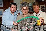 GOOD DEED: Breda O'Sllivan (Killorglin), Trudi O'Hagan (Dooks) and Marie-Claire Stacey (Dooks) who are appealing to the public to collect pull rings on drinks can for their charity appeal.