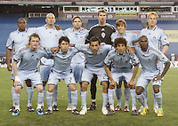 The  Colorado Rapids defeated the New England Revolution, 2-1, at Gillette Stadium on April 24.2010