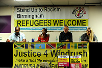 Midlands TUC & Stand Up to Racism: Regional Summit 2.6.18
