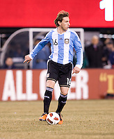 Cristian Chavez. The USMNT tied Argentina, 1-1, at the New Meadowlands Stadium in East Rutherford, NJ.