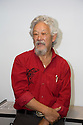 David Suzuki, one of the keynote presenters at West Coast Green. Suzuki is an award-winning scientist, environmentalist and broadcaster (The Nature of Things). West Coast Green is the nation?s largest conference and expo dedicated to green innovation, building, design and technology. The conference featured over 380 exhibitors, 100 presenters, and 14,000 attendees. Location: San Jose Convention Center in Silicon Valley (San Jose, California, USA), September 25-27, 2008