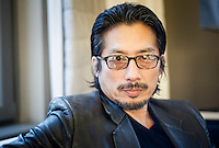 Actor Hiroyuki Sanada promotes film Mr. Holmes during the LXV Berlin film festival, Berlinale at Potsdamer Straße in Berlin on February 7, 2015. Samuel de Roman / Photocall3000 / Dyd fotografos-DYDPPA.