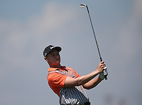 A round of 68 sees Oliver Fisher (ENG) through to the weekend after Round Two of The Tshwane Open 2014 at the Els (Copperleaf) Golf Club, City of Tshwane, Pretoria, South Africa. Picture:  David Lloyd / www.golffile.ie