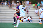 FC Barcelona vs Montpellier HSC: 1-2.<br /> Sakina Karchaoui.