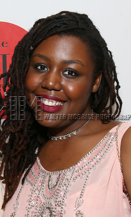 Ari Fulton attends the The Lilly Awards  at Playwrights Horizons on May 22, 2017 in New York City.