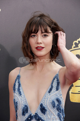 LOS ANGELES, CA - MAY 7: Mary Elizabeth Winstead at the 2017 MTV Movie and TV Awards at The Shrine Auditorium in Los Angeles, California on May 7, 2017. Credit: David Edwards/MediaPunch