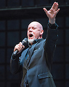 "Anthony Warlow performs ""The Impossible Dream"" from ""Man of La Mancha"" for Camilla, the Duchess of Cornwall, wife of Britain's Prince Charles, at the Sidney Harman Hall in Washington, D.C. on Wednesday, March 18, 2015.<br /> Credit: Ron Sachs / CNP"