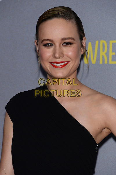 NEW YORK, NY - JULY 14: Brie Larson attends the World Premiere of &quot;Trainwreck&quot; at Alice Tully Hall - Lincoln Center on July 14, 2015 in NEW YORK CITY<br /> CAP/LNC/TOM<br /> &copy;LNC/Capital Pictures