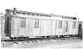 Living card 010145 at Gunnison.<br /> D&amp;RGW  Gunnison, CO  Taken by Ward, Bert H. - 7/12/1946