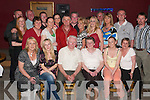 70TH PARTY: Celebrating her 70th birthday in The Cashen Bar, Ballybunion, on Friday night was Mary Enright, Ballybunion, who was joined by family and friends for the occasion. .