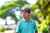 Liam Finlayson. Day two of the Jennian Homes Charles Tour / Brian Green Property Group New Zealand Super 6's at Manawatu Golf Club in Palmerston North, New Zealand on Friday, 6 March 2020. Photo: Dave Lintott / lintottphoto.co.nz