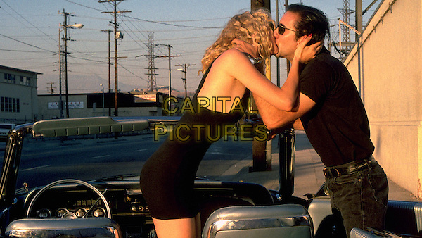 Laura Dern, Nicolas Cage<br /> in Wild at Heart (1990) <br /> *Filmstill - Editorial Use Only*<br /> CAP/NFS<br /> Image supplied by Capital Pictures