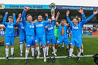 Sellebrity Soccer - Wycombe Wanderers - 07.04.2019