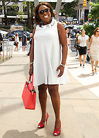 NEW YORK CITY, NY, USA - SEPTEMBER 03: Star Jones arrives at the 8th Annual Fashion Award Honoring Carolina Herrera held at the David H. Koch Theater at Lincoln Center on September 3, 2014 in New York City, New York, United States. (Photo by Jeffery Duran/Celebrity Monitor)