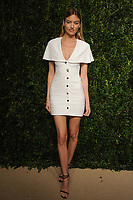 NEW YORK, NY - NOVEMBER 6: Martha Hunt at the 14th Annual CFDA Vogue Fashion Fund Gala at Weylin in Brooklyn, New York City on November 6, 2017. Credit: John Palmer/MediaPunch