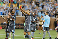 Minnesota United FC vs New England Revolution, July 18, 2018