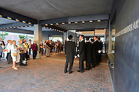 The Whiffenpoofs Performing at the Yale Center for British Art Undergraduate Open House '12