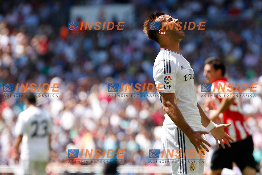 Real Madrid's Jese during La Liga Match. September 01, 2013. (ALTERPHOTOS/Caro Marin) <br /> Football Calcio 2013/2014<br /> La Liga Spagna<br /> Foto Alterphotos / Insidefoto <br /> ITALY ONLY