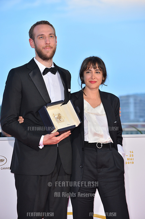 CANNES, FRANCE. May 25, 2019: Vasilis Kekatos at the Palme d'Or Awards photocall at the 72nd Festival de Cannes.<br /> Picture: Paul Smith / Featureflash