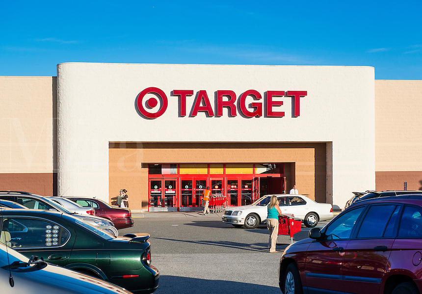 Target discount store.