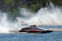 "Tom Thompson, A-52 ""Fat Chance Too"" and Tom Bergman, A-8  (2.5 MOD class hydroplane(s)"