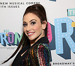 "Lesli Margherita Attends the Broadway Opening Night of ""The Prom"" at The Longacre Theatre on November 15, 2018 in New York City."