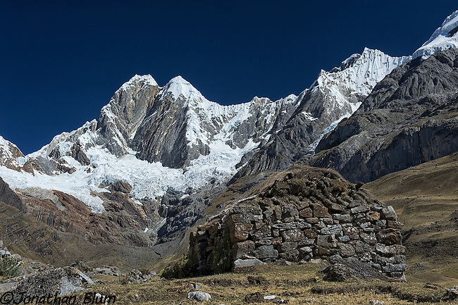 Mountains and Shelter, Cordillera Huayuash