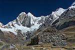 Mountains and Shelter, Cordillera Huayuash